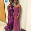 Sweet LHS student models Martina Foriwaa and Ify Ganobi