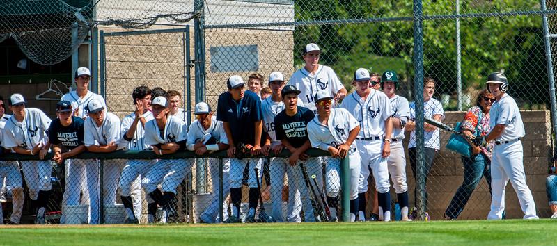 LCC Baseball vs. Grossmont 5.27.16