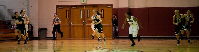 LCC Girls Basketball 2015