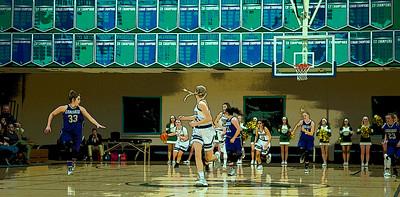 LCC Girls Varsity Basketball 2017