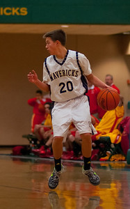 LCC JV Basketball 2014
