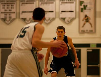 LCC Varsity Basketball 2014