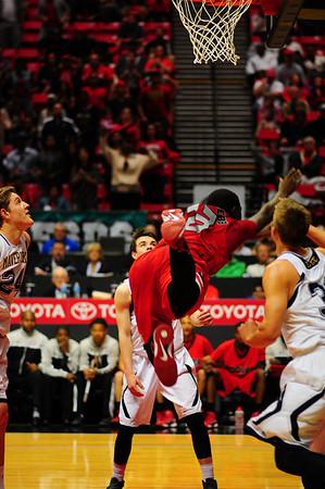 LCC Var Basketball vs. Hoover 3.2.13