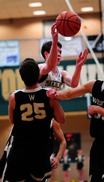 LCC Var Basketball vs. Westview 2.23.12