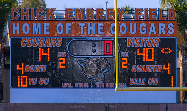 LCC JV vs. Escondido 9.9.16