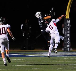 LCC Varsity Football vs. San Clemente 9.14.12