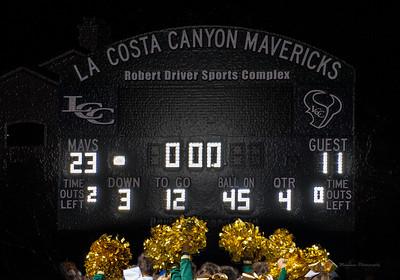 LCC Varsity vs. Mt Carmel 11.18.16