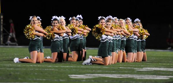 LCC Cheerleaders 2013