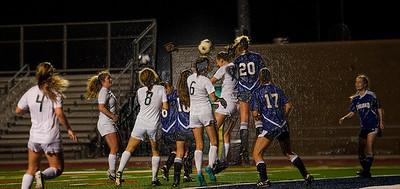 2016 LCC Varsity Girls Soccer
