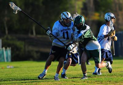 LCC JVB Lacrosse vs. Coronado 3.20.12