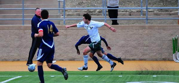 LCC Var Soccer vs. Warren 3.5.13