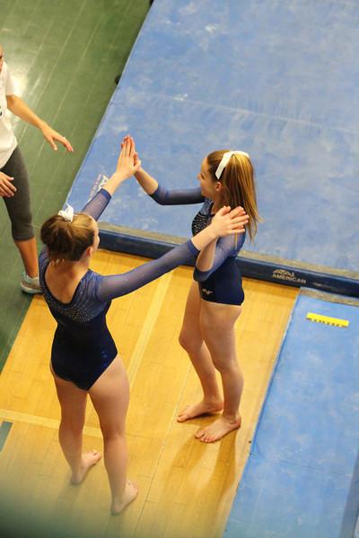 Central Michigan (CMU) Maryland (UMD) Gymnastics - 1/10/2014 ...