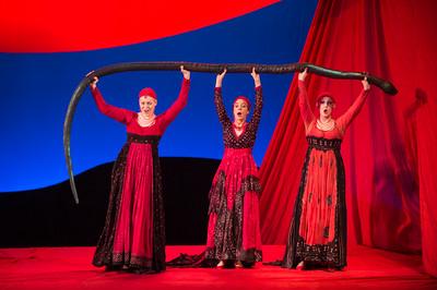 La Flûte enchantée, Grand Théâtre