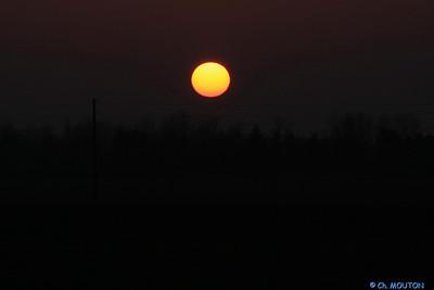 Coucher de soleil Fourneaux 1 C-Mouton