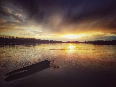 La lumière de Loire... L'ombre de William Turner