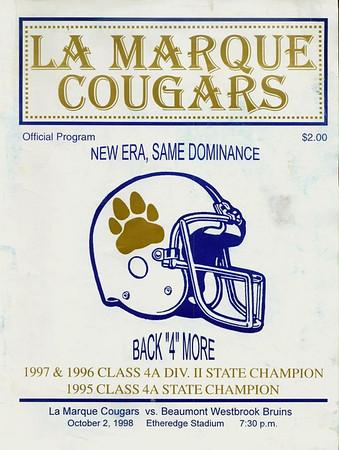 1998 Program