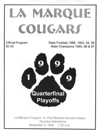 1999 Program