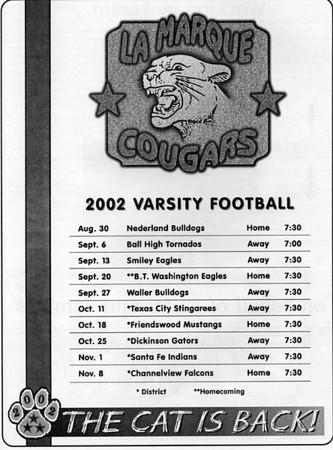 2002 Program