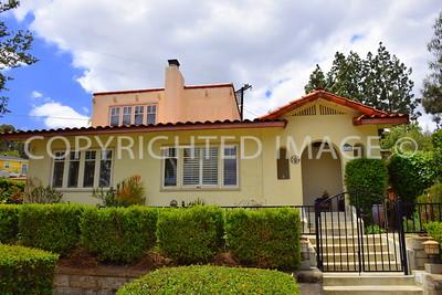 4524 Date Avenue, La Mesa, Ca - 1928 Spanish Style