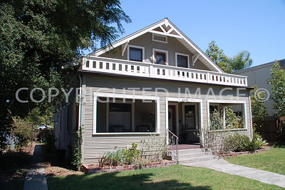 4651 Date Avenue, La Mesa, CA - 1913 Rosebrock House