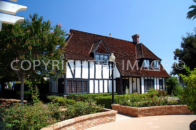 3205 Olive Street, Lemon Grove, CA - 1928 English Tudor Style