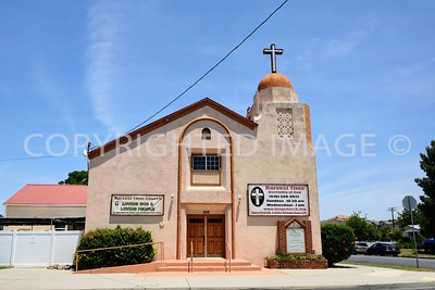 208 West Lexington Avenue, El Cajon - 1947 Harvest Time Church, Moorish Style