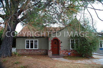 4646 Third Street, La Mesa, CA - 1931 Bengston House - Tudor Style