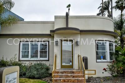 8411 La Mesa Boulevard, La Mesa, CA - 1921 Streamline Moderne Residence