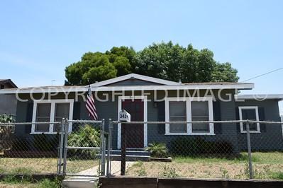341 South Sunshine Avenue, El Cajon - 1925 Laura Bruce Place, California Bungalow