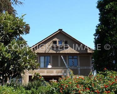 4344 Date Avenue, La Mesa, CA - 1910 Sherman Grable House - Tudor/Prairie Style