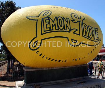 3361 Main Street, Lemon Grove, CA - Circa 1935 Lemon Grove Lemon