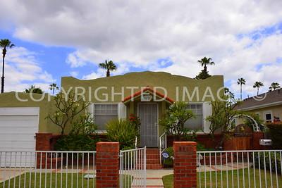 4561 Date Avenue, La Mesa, CA - 1924 Spanish Style