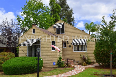 4531 Date Avenue, La Mesa, CA - 1927 Residence