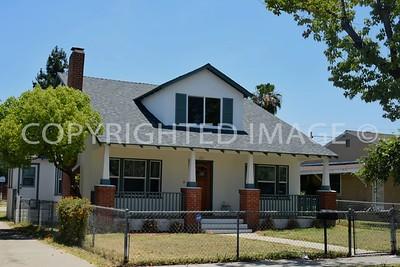 339 South Orange Avenue, El Cajon - 1913 E.C. Smith Home, Craftsman Style