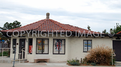 4910 Memorial Drive, La Mesa, CA - 1911 Porter Hall - Spanish Eclectic Style