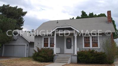 4871 Bancroft Drive, La Mesa, CA - 1935 Henry M. Lyons House - Craftsman Style