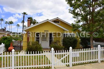 4551 Date Avenue, La Mesa, CA - 1930 Bungalow