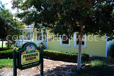 3185 Olive Street, Lemon Grove, CA - 1897 Parsonage Museum