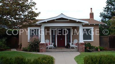 4628 Third Street, La Mesa, CA - 1924 Staveley House - Bungalow