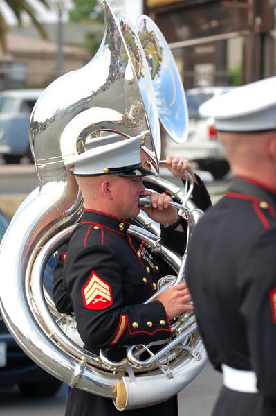 La Mesa Flag Day Parade 2008 - Ron Cook Photography