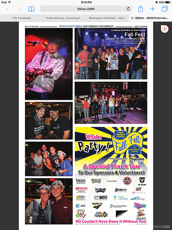 La Mesa Fall Fest 2015