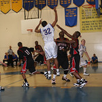Artesia vs La Mirada. Game played at La Mirada High.
