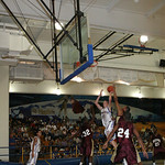 Bellflower vs La Mirada. Game played at La Mirada High.