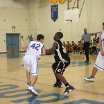 Cerritos vs La Mirada. Game played at La Mirada High.