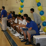 John Glenn vs La Mirada. Game played at La Mirada High.