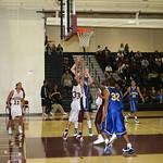 La Mirada vs Bellflower. Game played at Bellflower High.