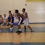 Norwalk vs La Mirada. Game played at La Mirada High.