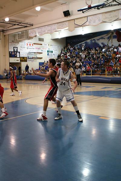 Redondo Union vs La Mirada. Game played at La Mirada High.