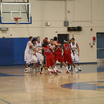 Redondo Union vs La Mirada. Game played at La Mirada High.