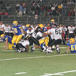 Artesia vs La Mirada . Game played at La Mirada. October 14, 2005
